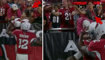 AZ Cardinals To Ball-Jacked Kid -- We Got Someone For You To Meet ... CHRIS JOHNSON!!!