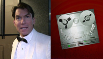 Jerry O'Connell & Rebecca Romijn -- When It Comes To Poopin' ... We Leave The Door Open (VIDEO)