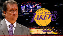 L.A. Lakers Honoring Flip Saunders At Tonight's Game