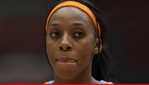WNBA's Glory Johnson Pleads Guilty In Domestic Violence Case