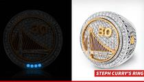 Golden State Warriors -- Secret Baller Feature On Championship Rings
