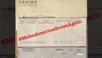 Donald Trump -- Buys Back Slogan, Free to 'Make America Great Again' ... Again