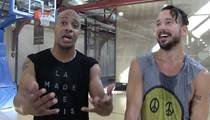 Ex-NBAer Jay Williams -- Turns Up The Heat On Andrew Schulz ... LET'S DOUBLE OUR 1-ON-1 BET
