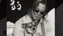Mickey Rourke -- Don't Eat Dogs! Mine Saved My Life