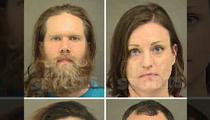 Carolina Panthers -- Stadium Invaders Revealed ... Mug Shots & Charges All Around!