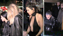 Kendall Jenner Birthday Party -- Insane Scene with Tons of Celebs