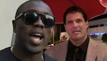 Andre Berto to Jose Canseco: Stop Threatening My Boy ... Or Deal With Me!!!