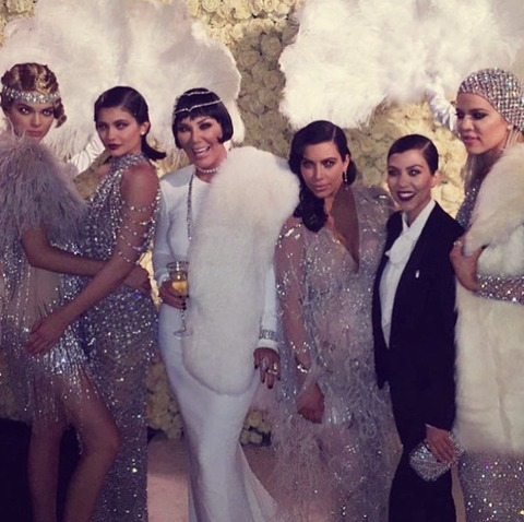 "<a href=""http://www.tmz.com/person/kris-jenner/"" target=""_blank""><span>Kris Jenner</span></a><span>'s birthday party did not disappoint ... it was every bit the $2 million bash, with a Great Gatsby theme right down to the cars and the flappers, fireworks and a whole lot of food.</span>"