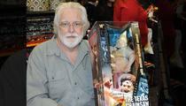 Gunnar Hansen -- Leatherface in 'Texas Chainsaw Massacre' Dead