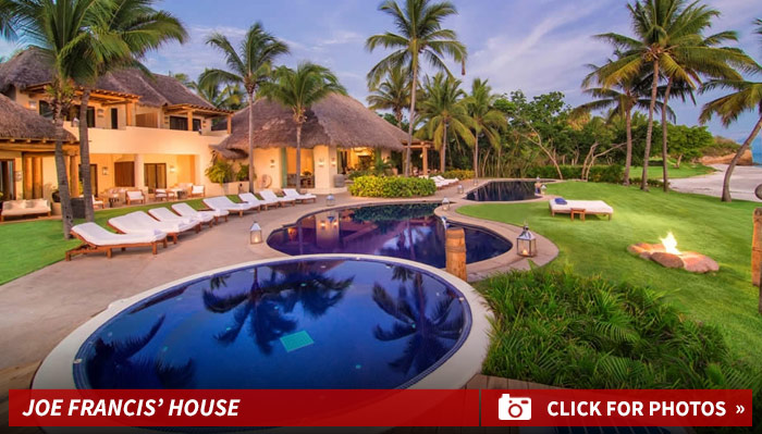 Russell Wilson No Sex In Mexico With Ciara At Joe Francis Pad