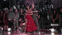 Tamar Braxton -- Fights Off Pneumonia ... Makes It to 'DWTS' (VIDEO)