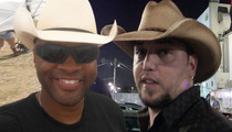 Cowboy Troy -- Jason Aldean's Still My Bro ... Blackface Pic 'Low Priority'