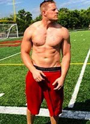 25 Jacked Up Photos of J.J. Watt for #MCM!