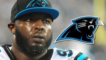 Carolina Panthers Player -- Team Didn't Force Me to Buy My Own Ticket