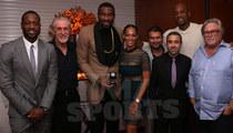 Dwyane Wade & Teammates -- Buy $25k Watch for Amar'e Stoudemire
