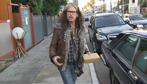 Steven Tyler -- I'd Play Site of Paris Tragedy ... Just Not Now (VIDEO)