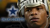 NFL's Corey White -- Yes, Cowboys Cut Me Over Clothes