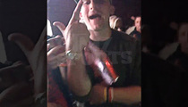 Johnny Manziel Slammin' Champagne ... During 2 Night Party Bender