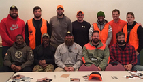 Pittsburgh Steelers -- The Team That Slays (Pheasant) Together ... Stays Together
