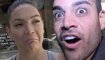 'Shahs of Sunset' Star Jessica Parido -- Mike Shouhed Can Keep His Money ... And the Stupid Diamond