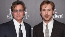 Brad Pitt vs. Ryan Gosling: Who'd You Rather?!