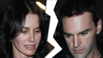 Courteney Cox -- Engagement Is Off