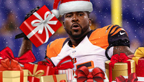 Bengals' Wallace Gilberry -- I Had to Help That Family ... I Saw Their Faces
