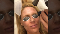 'RHOC' Star Gretchen Rossi -- This Laser Is Like an Eraser to My Face (VIDEO)