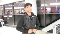 Tony Dovolani -- Scientologists Followed Me ... Because of Leah Remini (VIDEO)