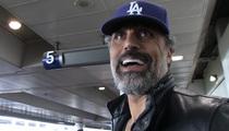 Rick Fox -- Retire BOTH Of Kobe's Numbers ... He Deserves It (VIDEO)