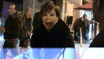 Kris Jenner -- Here's My Vote for Kimye Baby #2 Name (VIDEO)