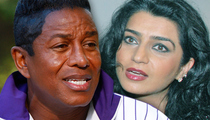 Jermaine Jackson's Wife Arrested for Domestic Violence