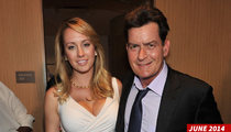 Charlie Sheen -- Sued By Ex ... You Forced Me to Get an Abortion Because of Your HIV