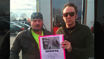 Nicolas Cage -- Hailed for Helping Track Down Kidnapping Victim