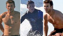 Scott Eastwood -- Surf, Strip, Shop ... The New GTL (PHOTOS)