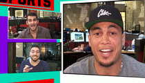 Giancarlo Stanton -- 'Barry Bonds Is a Genius' ... Would Welcome Him as Hitting Coach
