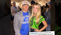 Matt Stafford's Wife -- REFS SCREWED US AGAIN!