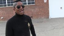 Jermaine Jackson -- I Still Love My Wife ... After Her Domestic Violence Arrest