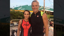 Brett Favre --  Gets Smoked By Wife ... In Florida Triathlon
