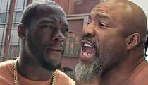 Deontay Wilder -- Bring On Shannon Briggs ... If He Passes Drug Test