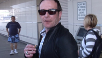 Scott Weiland -- Cocaine, Sleeping Pills & Viagra On Tour Bus