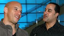 Vin Diesel -- Steps Up for Godchildren During Friend's Arrest