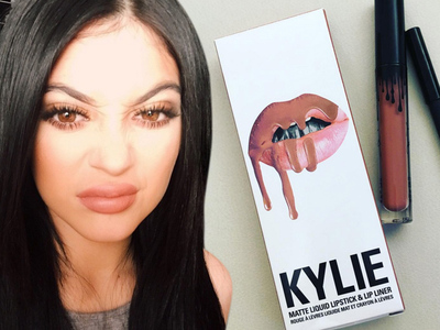 Kylie Jenner -- Enraged Lip Worshippers ... We're Getting Blown Off!