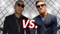 Jose Aldo vs. Conor McGregor -- Who'd You Rather?