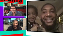 Leah Still -- Beautiful Advice ... for Bullied Cancer Patient (Video)