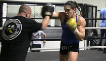 Anderson Silva -- My Protege Would Crush Ronda ... ABSOLUTE BEAST!!!
