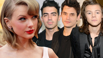 The Many Loves of Taylor Swift: TMZ Style!