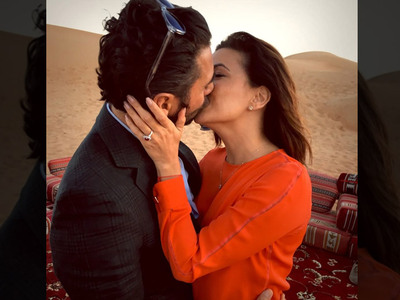 Eva Longoria-- Engaged to Media Mogul ... Third Time's a Charm