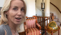 Camille Grammer -- $14k Table Up for Grabs in Super Fancy Garage Sale (PHOTOS)