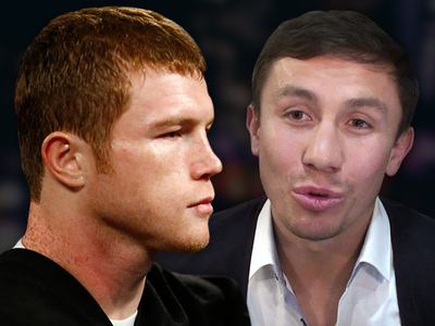 Triple G -- I Can't Wait to Fight Canelo Alvarez